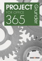 Project för Office 365 Grunder